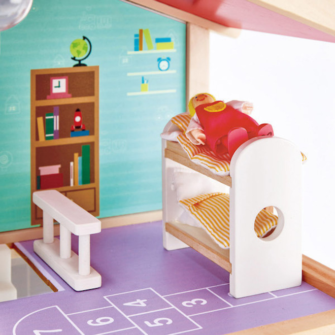 Hape Doll Family Mansion - FREE DELIVERY image 2