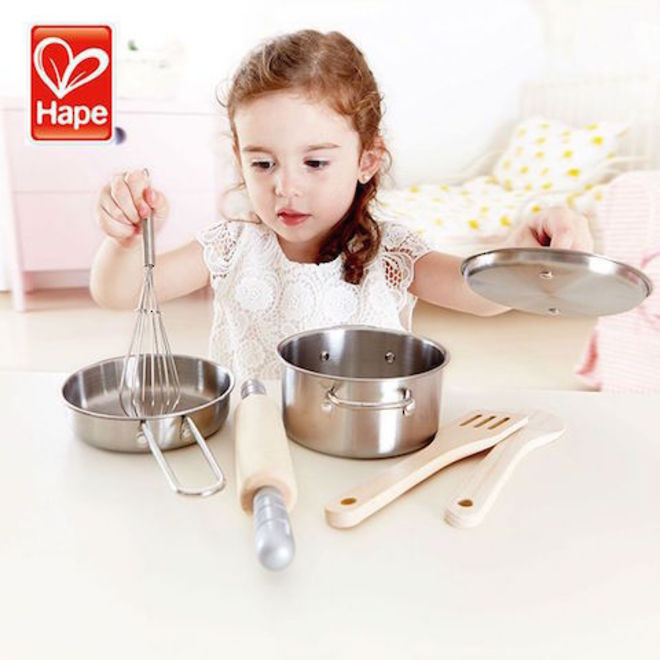 Hape Chef's Cooking Set image 1