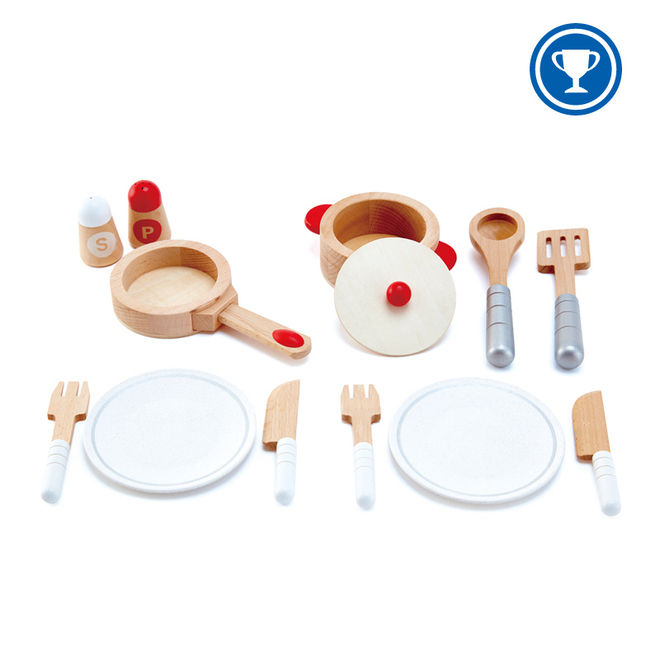 Hape Cook & Serve Set image 0