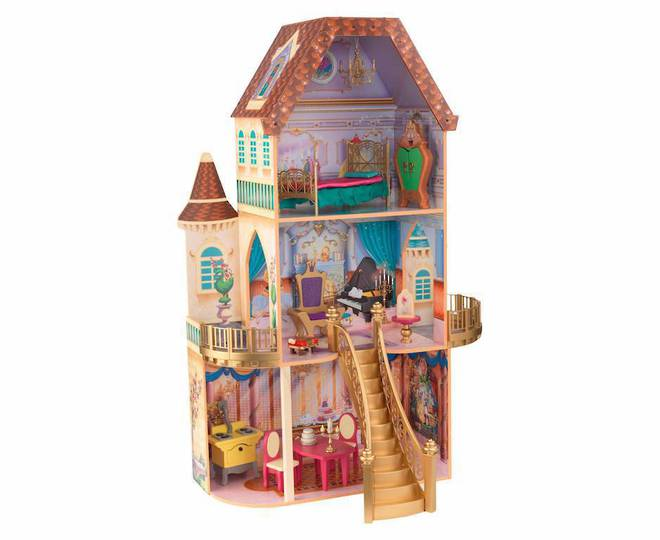Disney Princess Belle Enchanted Dollhouse - FREE DELIVERY - Pre-order now for late June arrival image 2