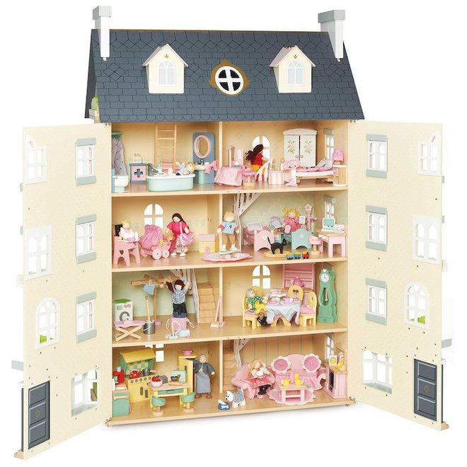 Le Toy Van Palace Doll House - FREE DELIVERY image 8