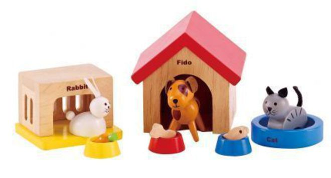 Hape Family Pets image 0