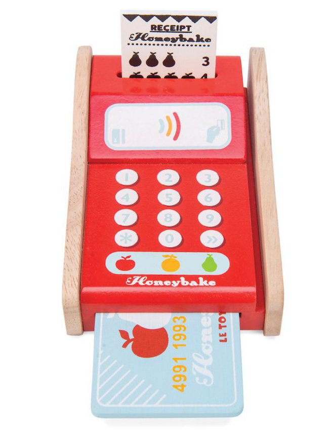 Le Toy Van Card Machine image 3