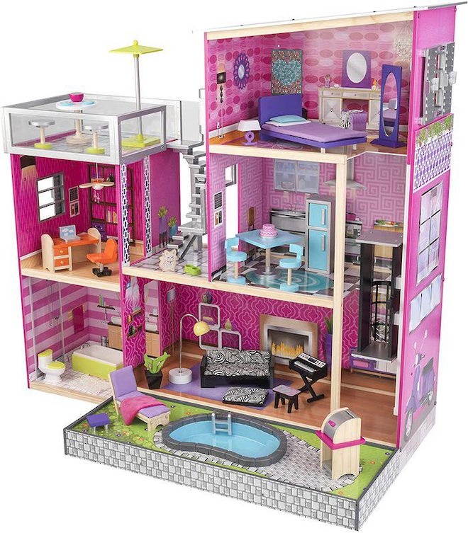 KidKraft Uptown Dollhouse - FREE DELIVERY - Pre-orders accepted now for late June delivery image 7