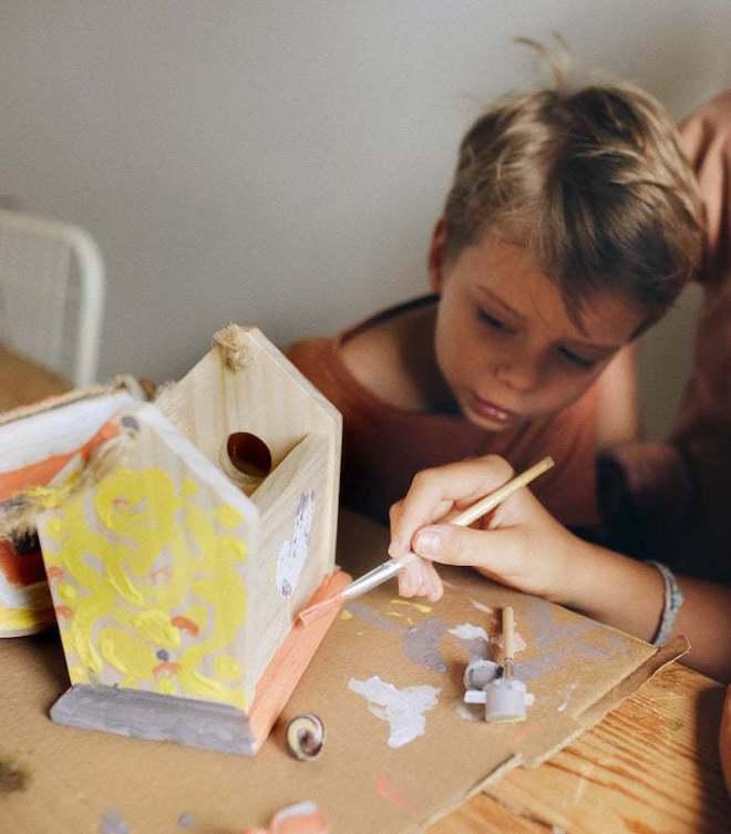 Kinderfeets Birdhouse image 3