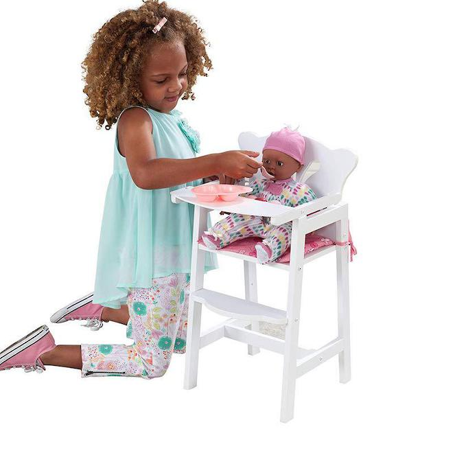 Kidkraft Lil Doll High Chair image 0