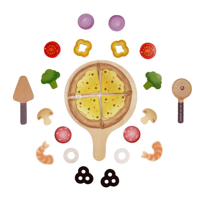 Hape Perfect Pizza Playset image 2