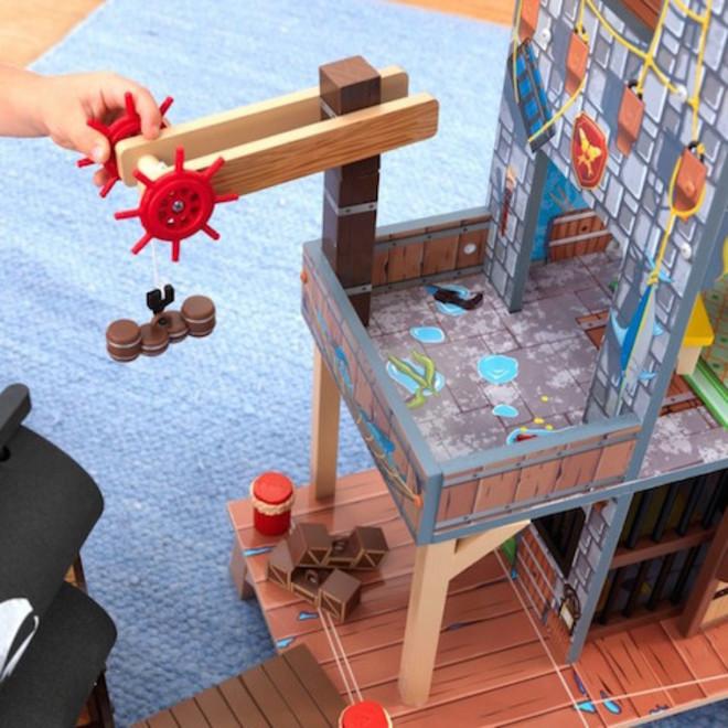 KidKraft Pirate's Cove Play set image 1