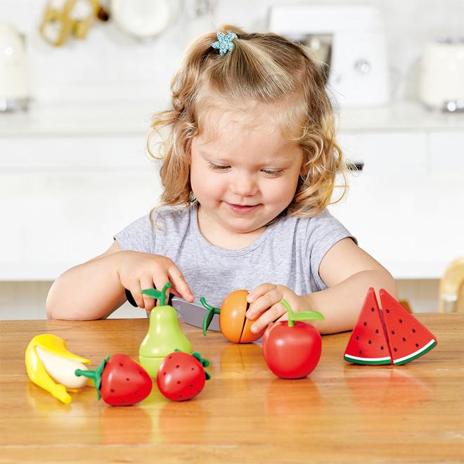 Hape Healthy Fruit Playset image 1