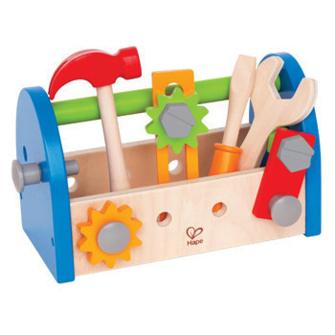Hape Fix-It Tool Box image 0