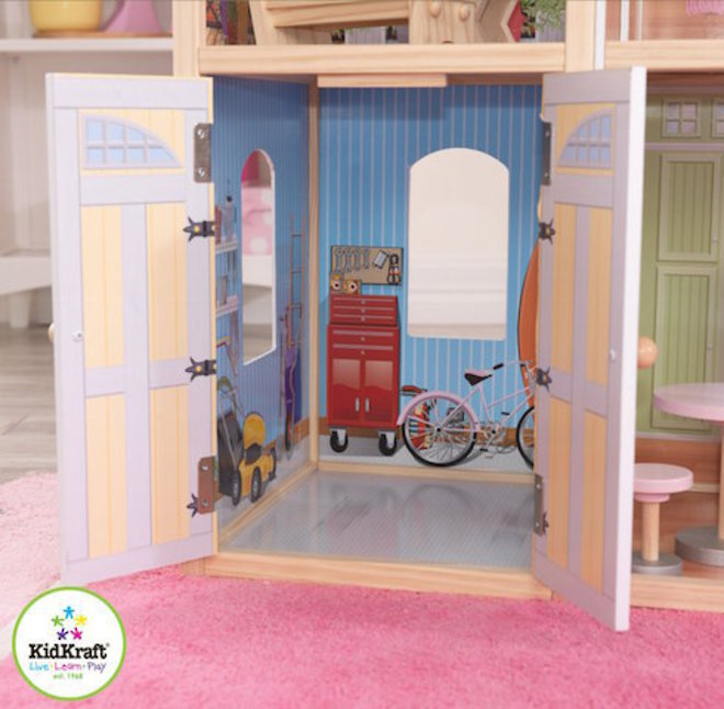 KidKraft Majestic Mansion Dollhouse - FREE DELIVERY - Pre-order now for late June arrival image 10