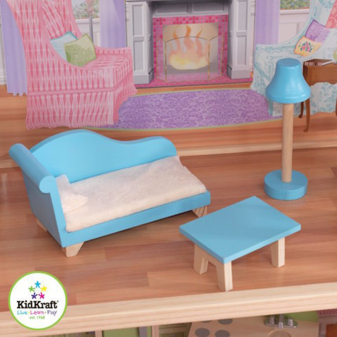 KidKraft Majestic Mansion Dollhouse - FREE DELIVERY - Pre-order now for late June arrival image 5