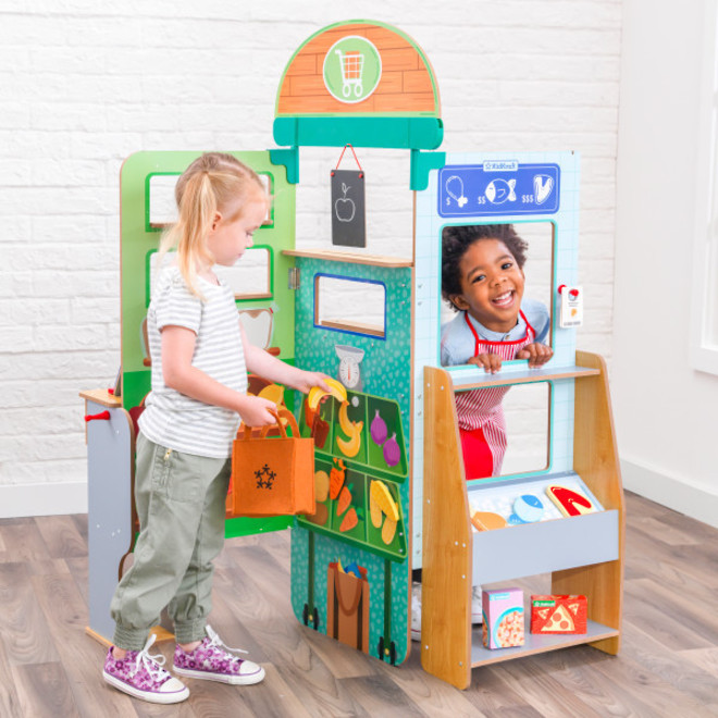 KidKraft Let's Pretend Grocery Store - FREE DELIVERY image 0