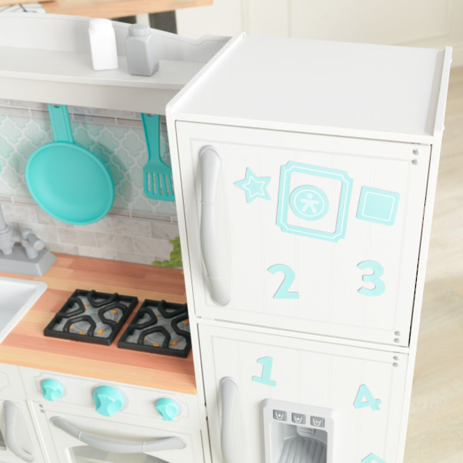 KidKraft Countryside Play Kitchen - Free Delivery - Pre Orders accepted from our shipment due 9th November image 3