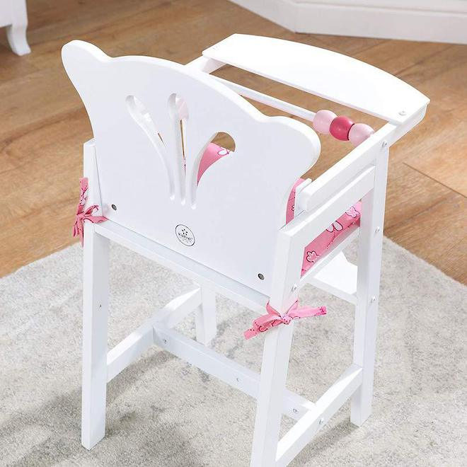 Kidkraft Lil Doll High Chair image 4