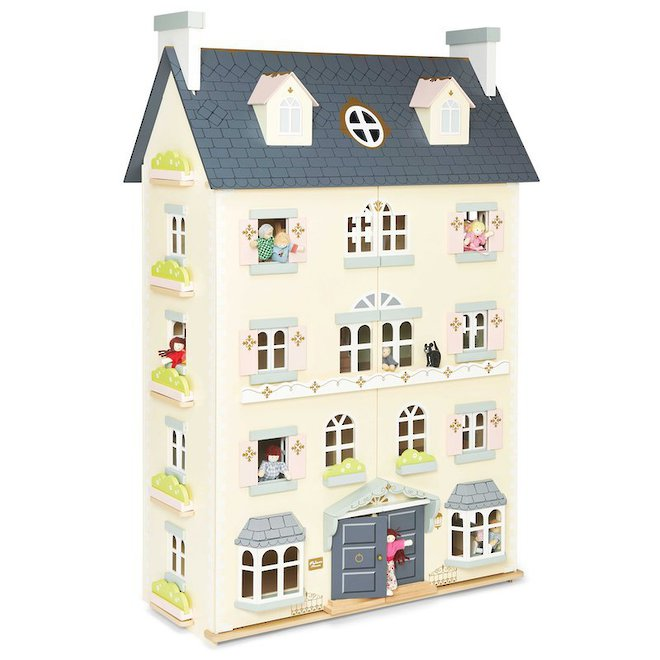 Le Toy Van Palace Doll House - FREE DELIVERY image 4