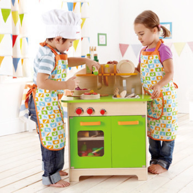 Hape Green Gourmet Kitchen - FREE DELIVERY image 4