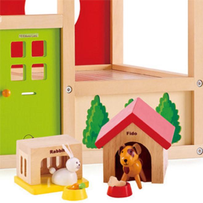 Hape Family Pets image 3