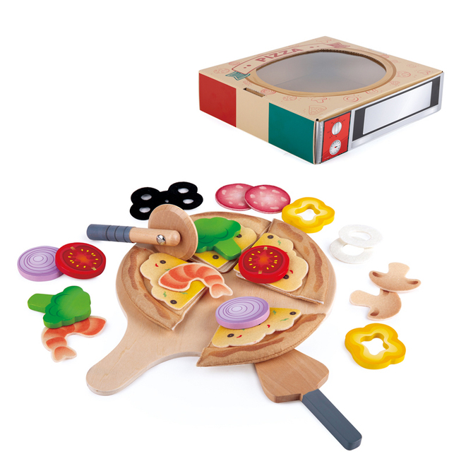Hape Perfect Pizza Playset image 0