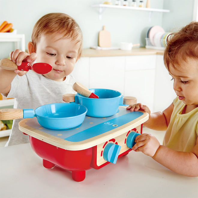Hape Toddler Kitchen set image 2