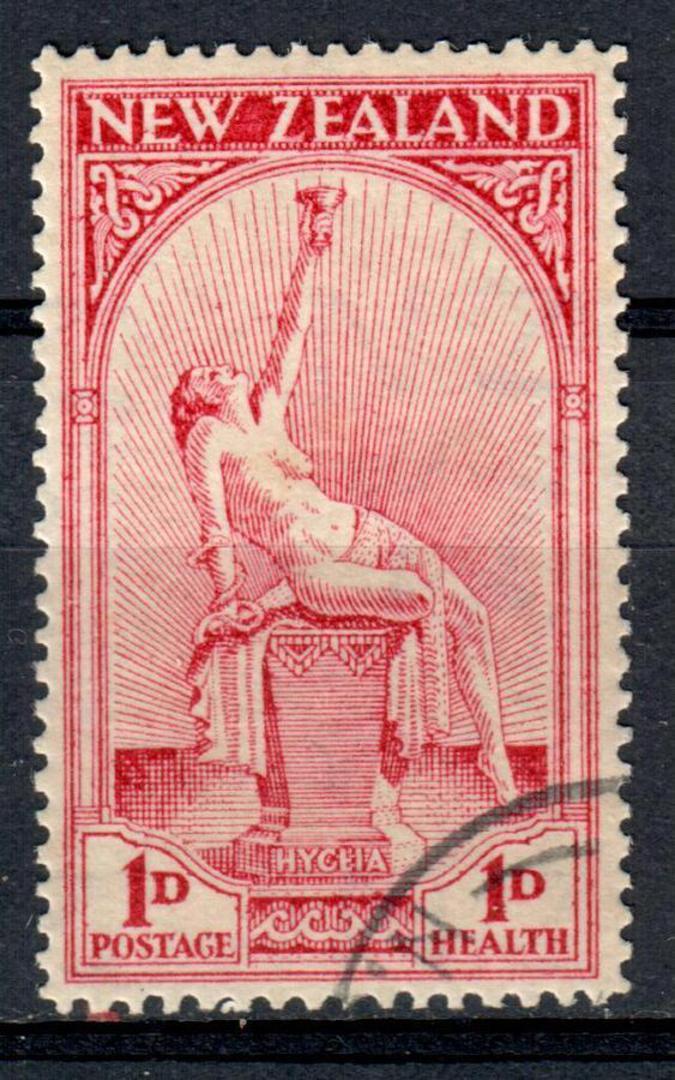 NEW ZEALAND 1932 Health Hygeia. - 19332 - FU image 0