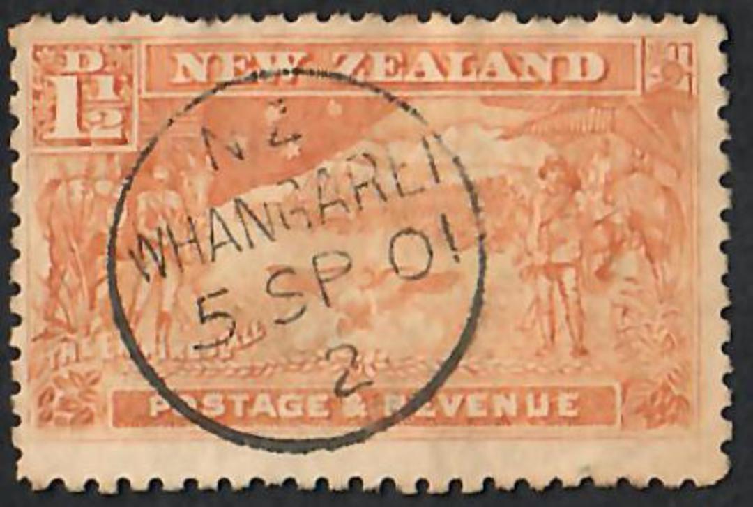 NEW ZEALAND 1898 Pictorial 2d Pembroke. - 10039 - VFU image 0
