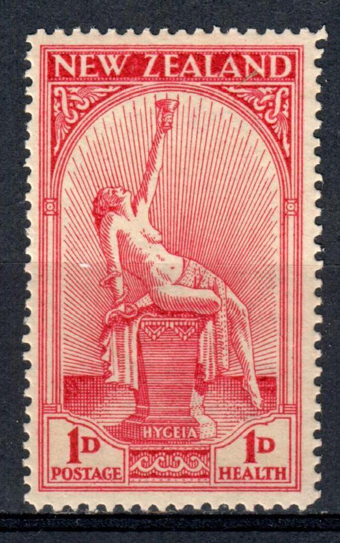 NEW ZEALAND 1932 Health Hygeia. - 19232 - UHM image 0