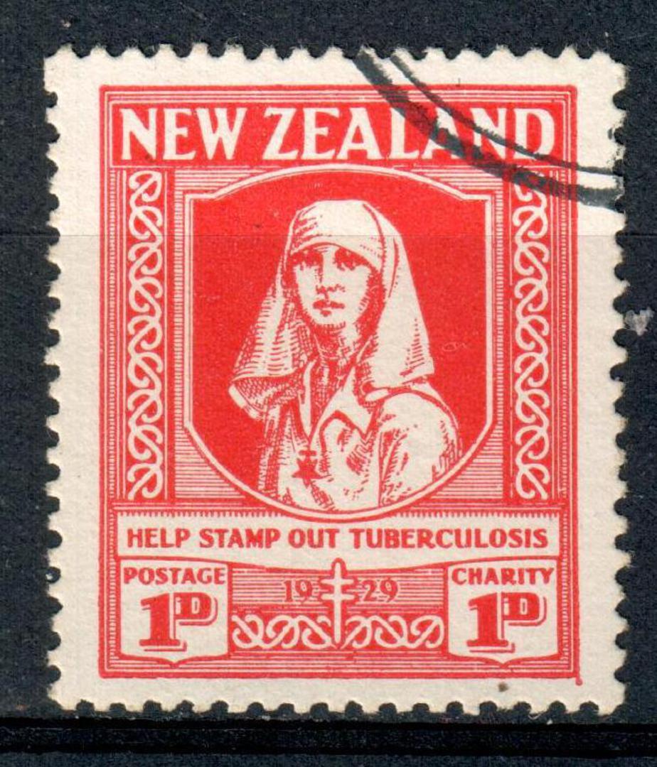 NEW ZEALAND 1929 Health. Superb fine used. - 3539 - VFU image 0
