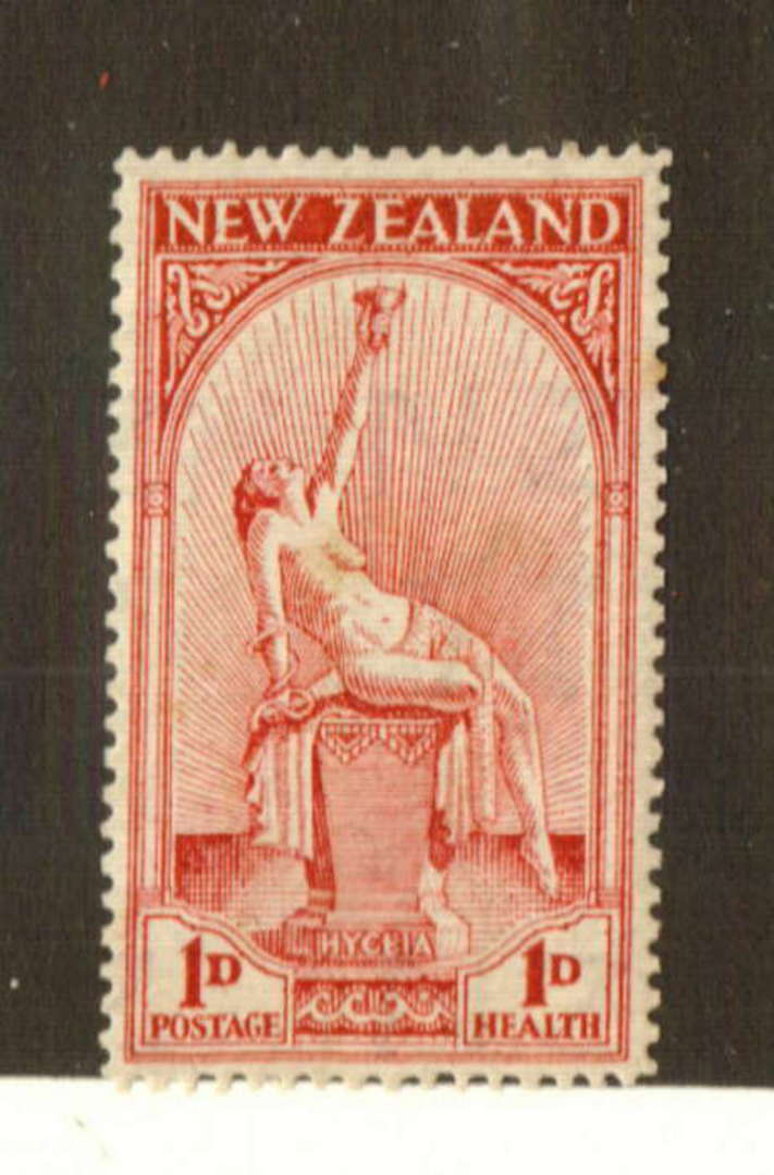 NEW ZEALAND 1932 Health. Excellent condition. - 74638 - UHM image 0