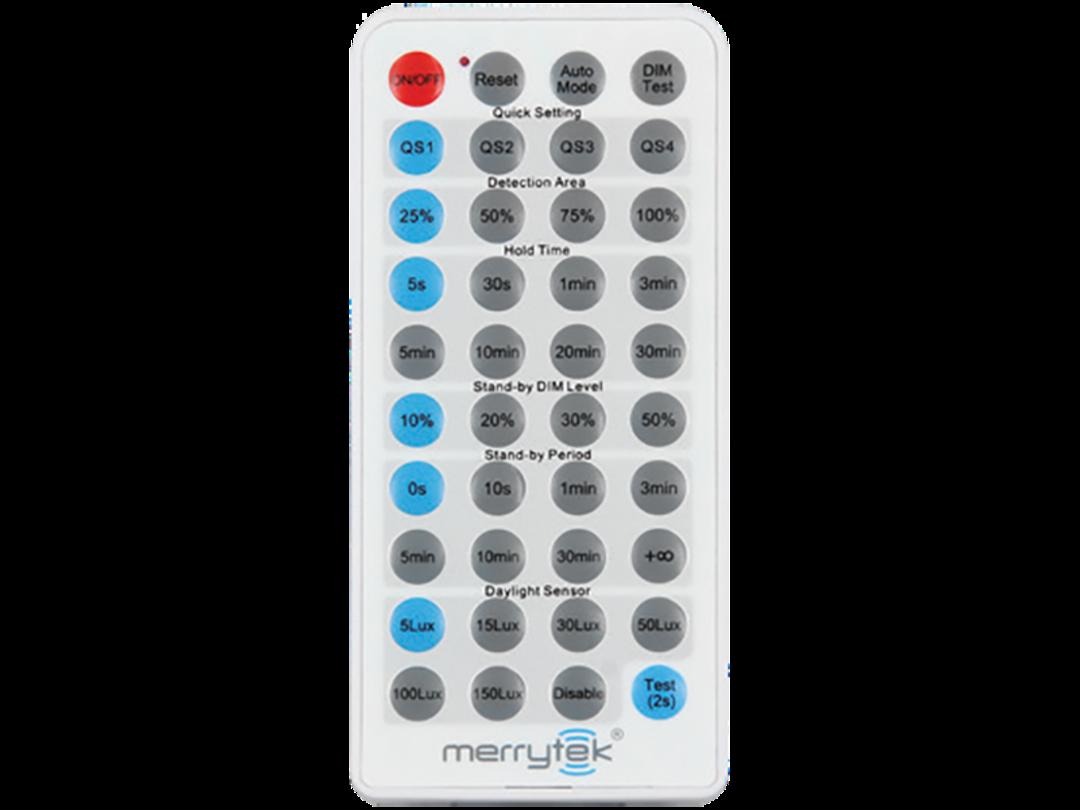 MH01 - REMOTE CONTROL FOR MC054V-RC SENSOR image 0