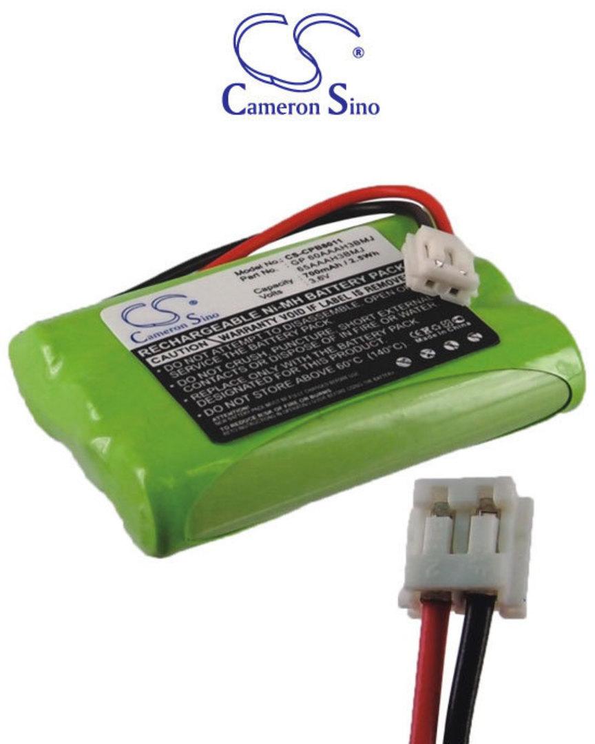 VTECH 8000990000 8013230000 8011 Cordless Battery image 0