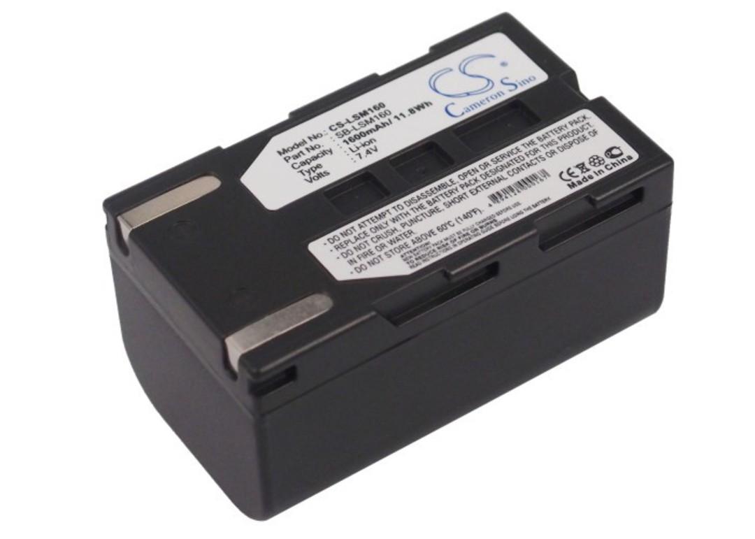 SAMSUNG SB-LSM160 Compatible Battery image 0