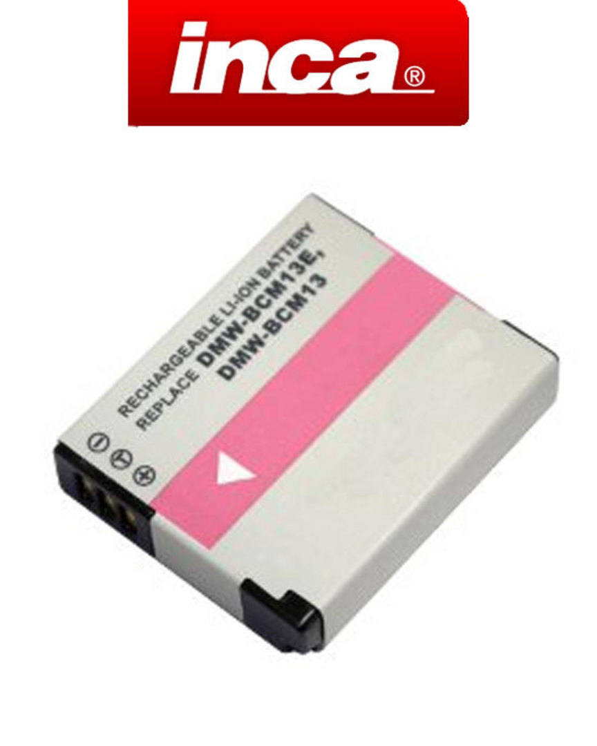 INCA PANASONIC DMW-BCM13 Camera Battery image 0