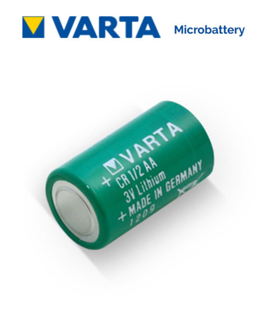 VARTA CR1/2AA Lithium Battery image 0
