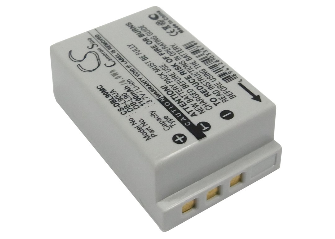 SANYO DBL90 DBL90UA Compatible Battery image 0