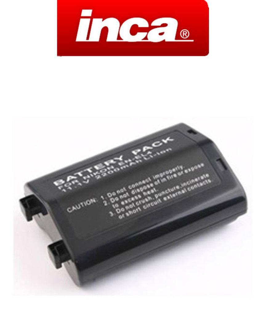 INCA NIKON ENEL4 ENEL4a Compatible Battery image 0