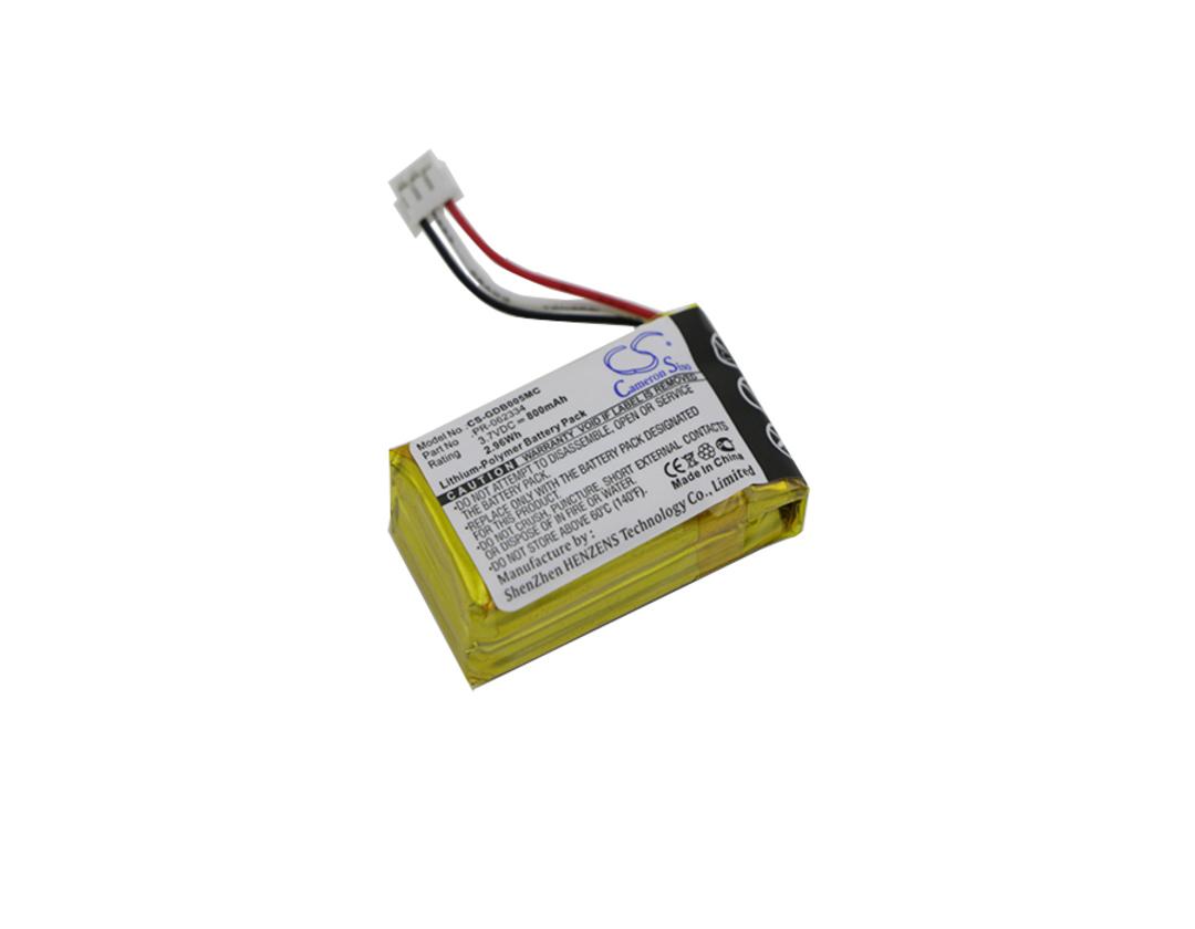 GOPRO Hero HWBL1 PR-062334 Compatible Battery image 0