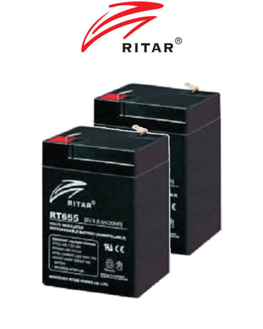 APC RBC1 Replacement Battery Kit #1 image 0