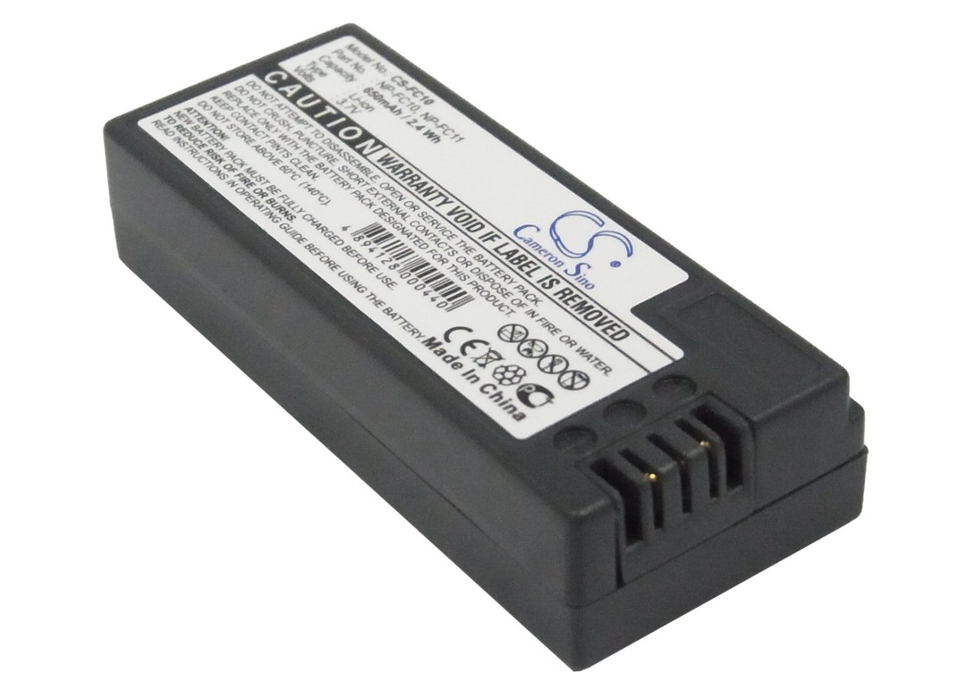 SONY NP-FC10 NP-FC11 Compatible Battery image 0