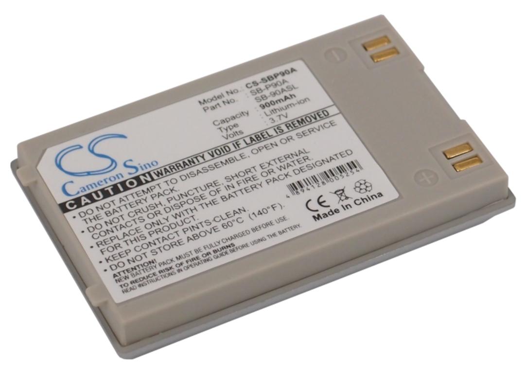 SAMSUNG SB-90ASL, SB-P90A, SB-P90AB Compatible Battery image 0