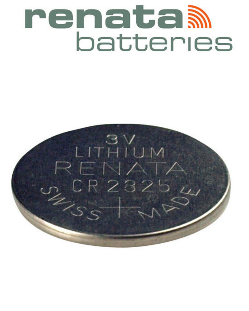 RENATA CR2325 Lithium Battery image 0