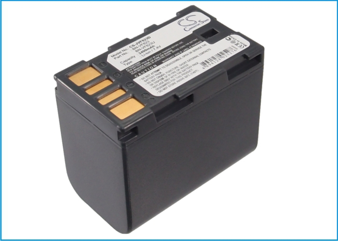 JVC BN-VF823, BN-VF823U, BN-VF923 Compatible Battery image 0