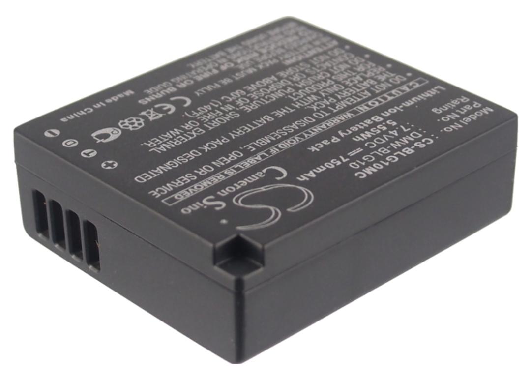 PANASONIC DMW-BLG10 Compatible Battery image 0