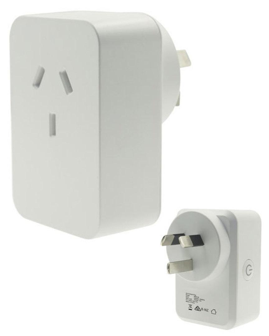 Smart Plug WiFi Controlled Mains Switch Power Adaptor image 0