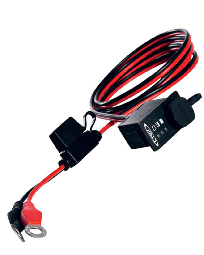 CTEK 56-380 1.5m Comfort Indicator Panel Cable image 0