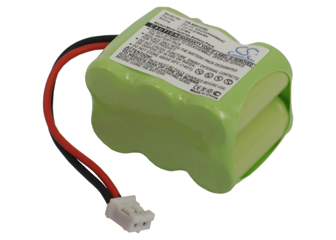 KINETIC MH250AAAN6HC Sportdog DC-23 Compatible Battery image 0