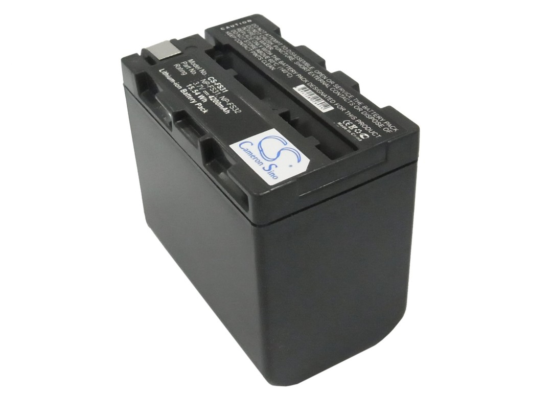 SONY NP-FS30, NP-FS31, NP-FS32 Compatible Battery image 0