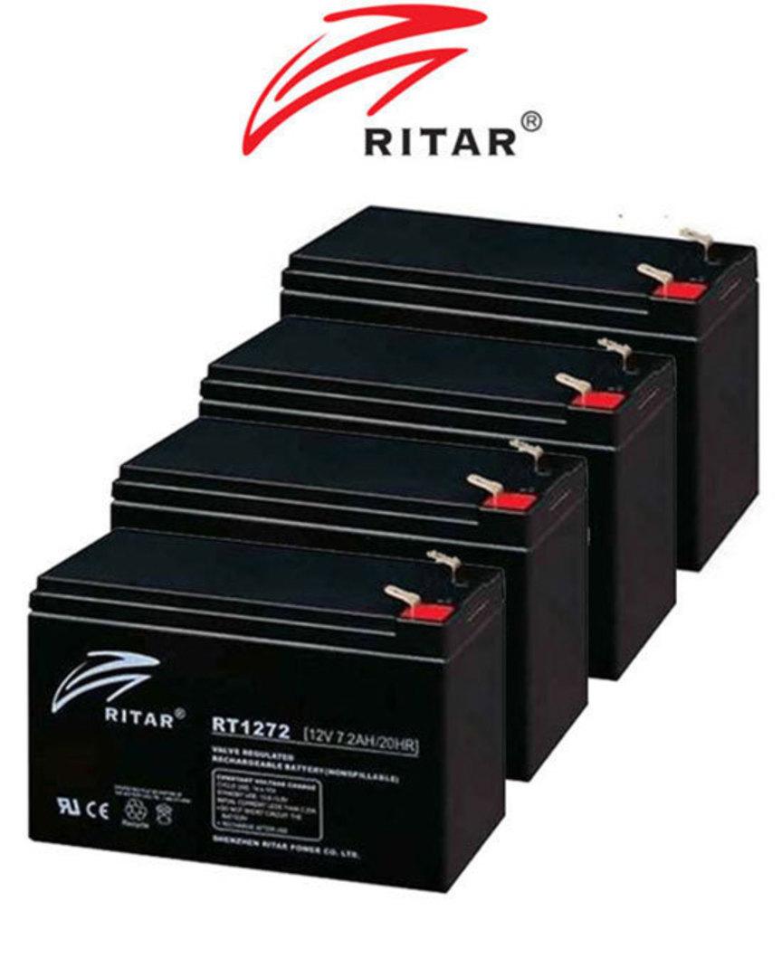 APC RBC8 RBC23 RBC24 RBC25 RBC31 RBC54 RBC57 RBC59 Replacement Battery Kit image 0
