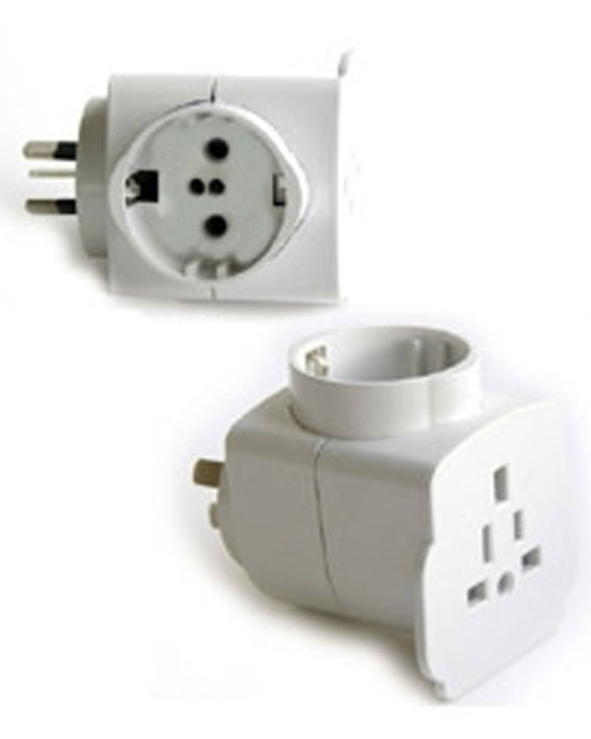 SANSAI Universal Travel Adaptor for NZ image 1