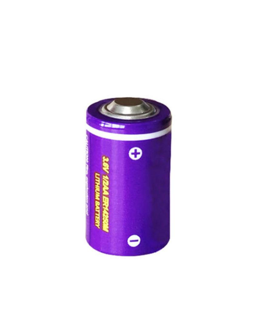 PKCELL ER14250M 1/2AA Hi Power Type Lithium Li-SOCI2 Battery image 0